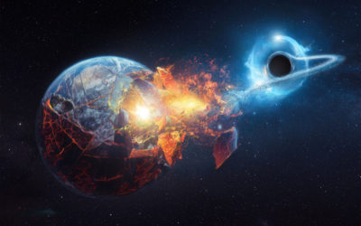 black holes on earth