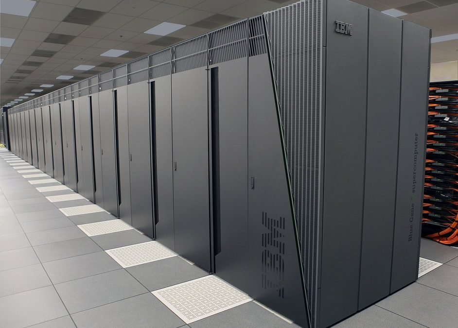 Supercomputers now and in the future